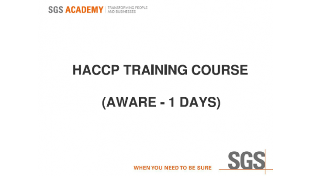 ベトナム語 CODEX HACCP入門コースご案内
